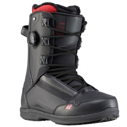 Darko black - snowboardová obuv 2019