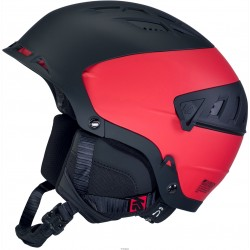 Diversion helma black/red 2020