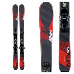 K2 Indy 7 klučičí set lyže + vázání 2020