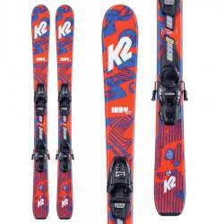 Indy FDT klučičí lyže 4.5 SET 2020/21