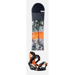 K2 Vandal - SET junior snowboard + vázání LTD 2020/21