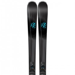 K2 Luvit 76 dámské lyže výprodej - poslední pár