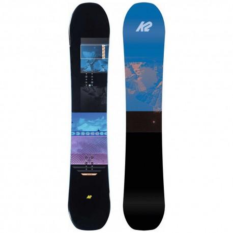 K2 BROADCAST pánský snowboard satelity 2021