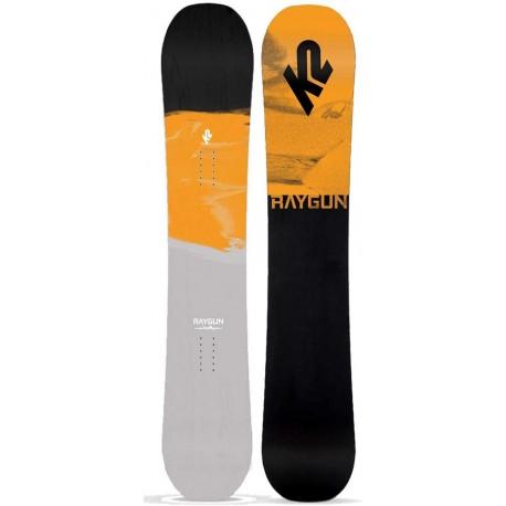 Pánský snowboard K2 snowboard Raygun POP last