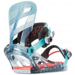 K2 Hurritcane snowboardové vázání páni