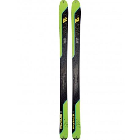Skialpové lyže K2 Wayback 88 2021/22