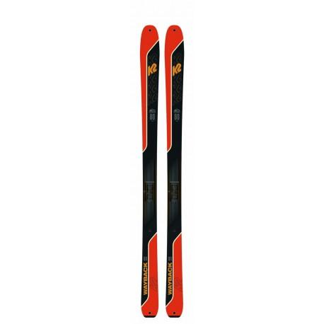 Skialpové lyže K2 Wayback 80 2021/22