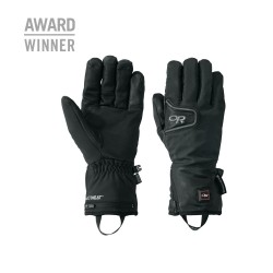 Stormtracker Heated Gloves black