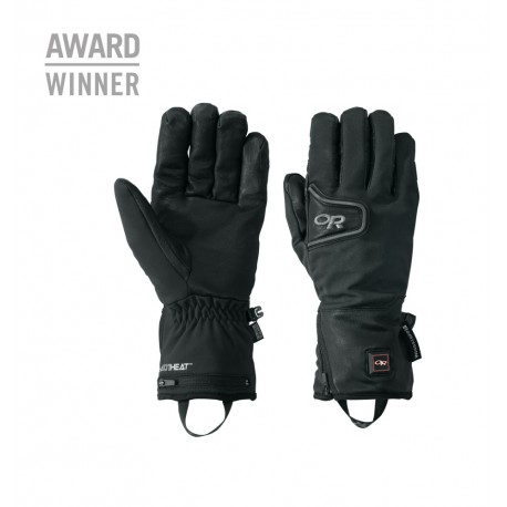 Stormtracker Heated Gloves black