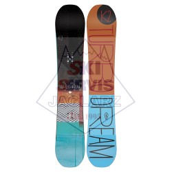 K2 snowboard Turbo Dream 2015/16