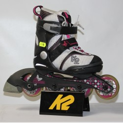 Použité - K2 in line brusle Charm