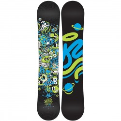 Miniturboi + Turbo klučičí snowboardový set