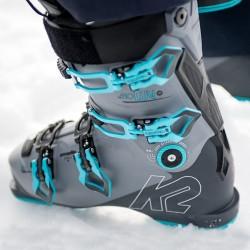 K2 LUV 110 2018-19 sportovní dámské lyžáky last