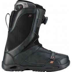 K2 boty Sapera Heat 2018-19 vyhřívané dámské