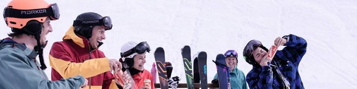 Nový lyže a lyžáky, i vyhřívané - novinka.