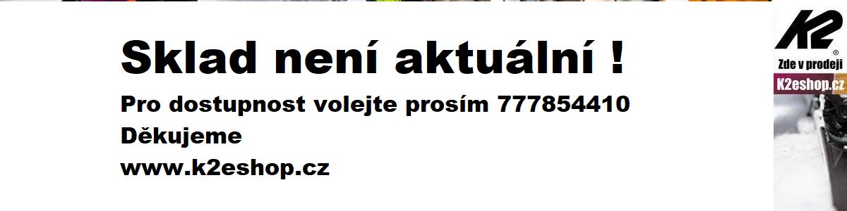 Posezonní výprodej a sčítání skladů www.K2eshop.cz